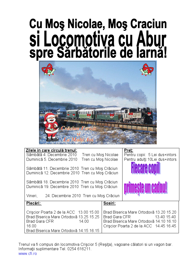 Cum os Craciun si Mos Nicolae de Sarbatori